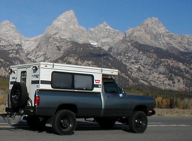 The pros & cons of demountable campers – stuff about