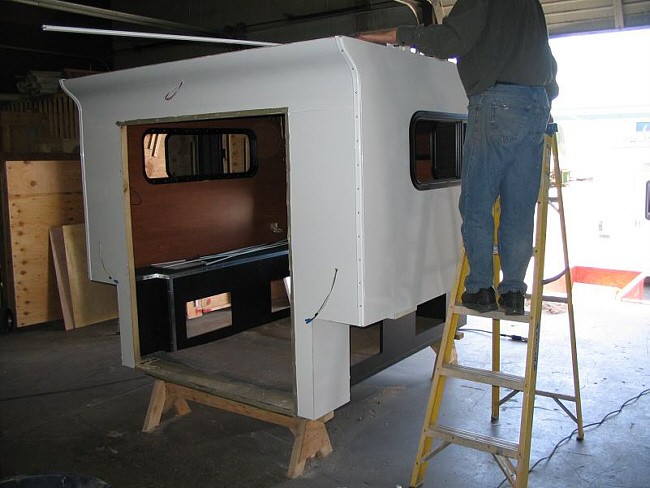 Demountable Camper Bodies Amp Bodywork Stuff About